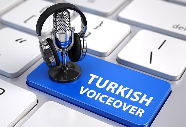 Turkish Voice Over