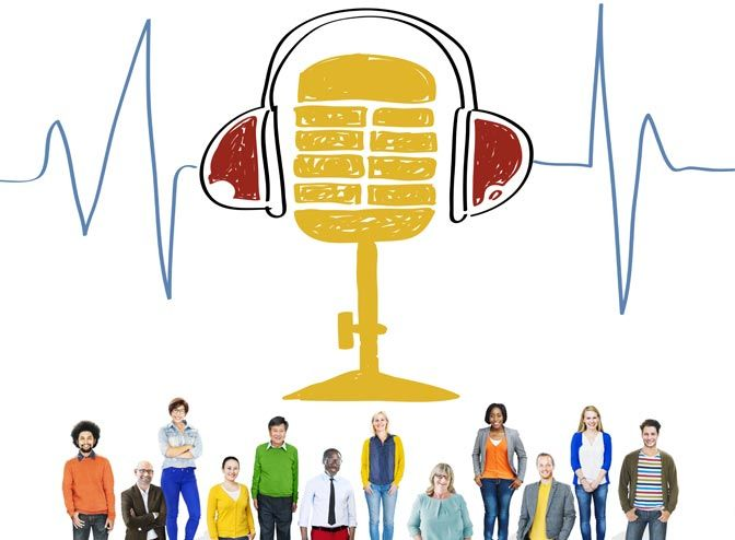 Social Media And Voice-Over