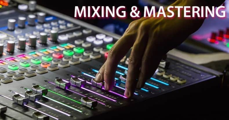 How to do Mixing and Mastering