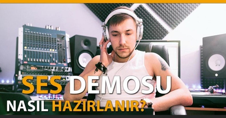 How To Record A Voice Demo