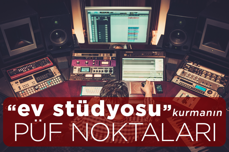 Key Points On How To Build A Home Studio